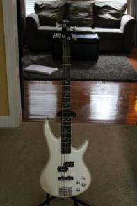 Ibanez Four String Bass Guitar