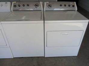 *WHIRLPOOL MATCHING SET WASHER&DRYER*
