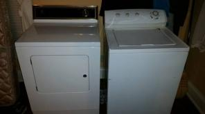 *KENMORE MATCHING SET WASHER&DRYER*