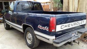 1995 Chevrolet C2500 4wd Truck 110,000 miles New Tires